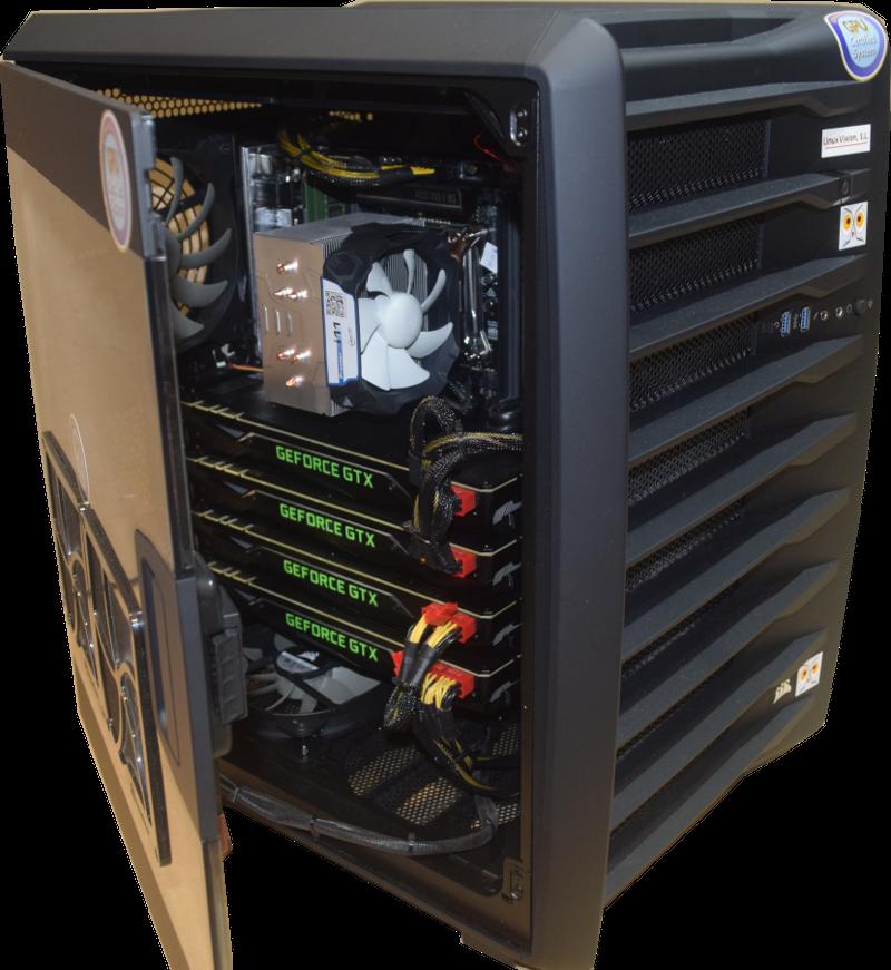 Certified GPU Sysytem Linuxvixion