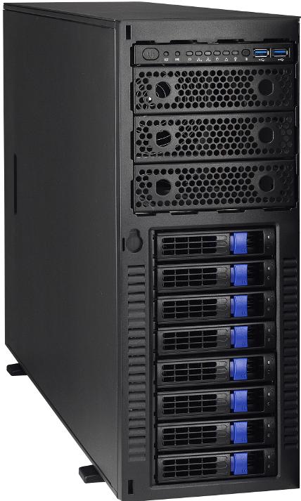 Workstation XEON / EPyC