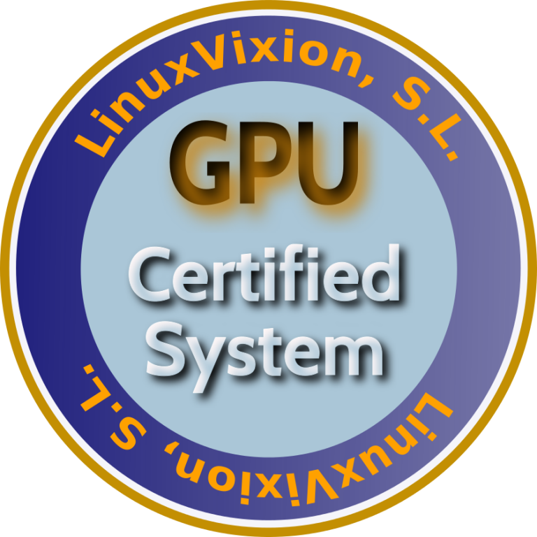 Linuxvixion Certified Systems