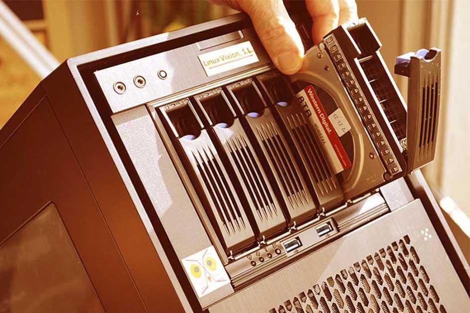 Disk system